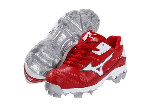 Adidasi Mizuno - 9-Spikeâ⢠Finch 5 Low - Red/White