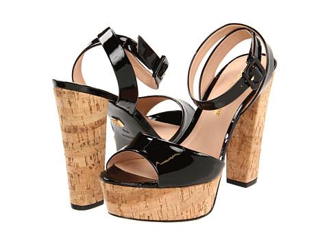 Sandale Pour La Victoire - Nasha - Black Patent