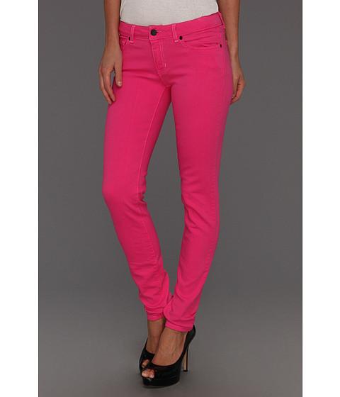 Blugi Michael Kors - Jewels Denim Colored Skinny Jean - Neon Pink