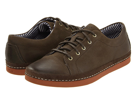 Pantofi UGG - Duncan Bay - Grizzly Leather