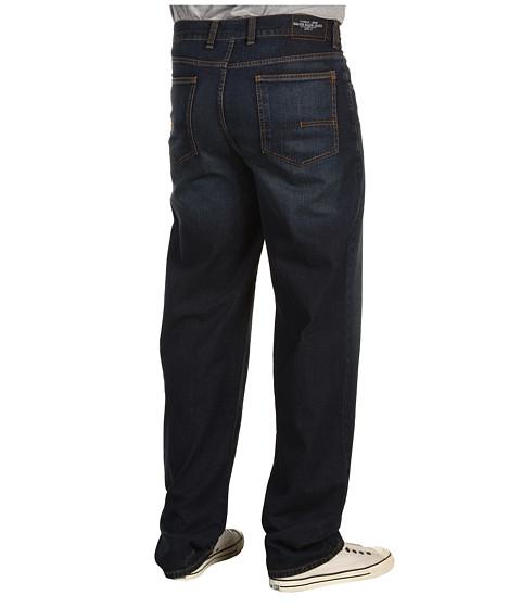 Pantaloni Calvin Klein - Big & Tall Loose Fit Sodium Wash Jean - Dark Wash