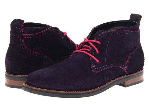 Ghete Cole Haan - Air Charles Chukka - Twilight Suede
