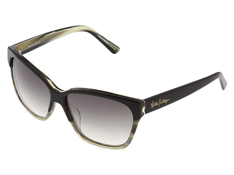 Ochelari Lilly Pulitzer - Cate - Gradient Feathered Olive/Gradient Green