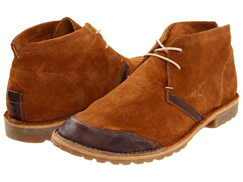 Ghete Timberland - Earthkeepersî Rugged Original Handcrafted Chukka - Red Brown Suede