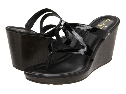 Sandale Cole Haan - Air Jaynie Thong - Black Patent