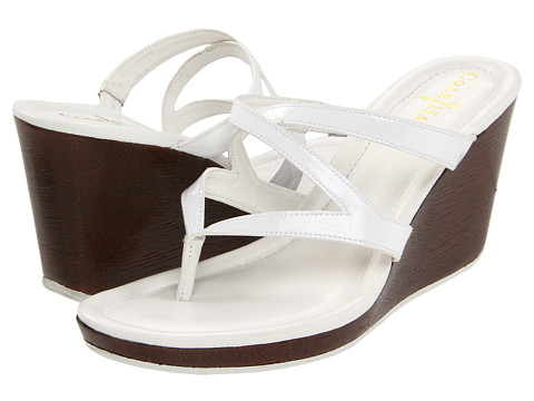 Sandale Cole Haan - Air Jaynie Thong - White Patent