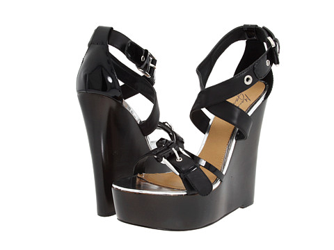 Pantofi Badgley Mischka - Nera - Black/Black