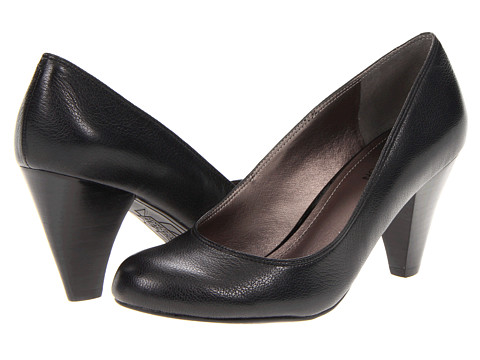 Pantofi Kenneth Cole Reaction - Tears Go By - Black Leather