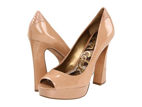 Pantofi Sam Edelman - Tacoma - New Blush Patent
