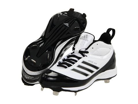 Adidasi adidas - Excel 365 Metal Mid - Running White/Black/Metallic Silver
