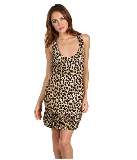 Rochii Just Cavalli - Leopard Print Bubble Dress - Leopard Print