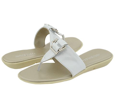 Sandale Aerosoles - Savvy - White Patent