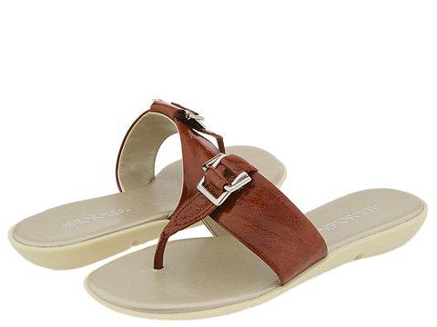 Sandale Aerosoles - Savvy - Brown Patent