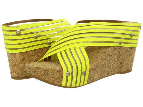 Sandale Lucky Brand - Miller 2 - Citrus