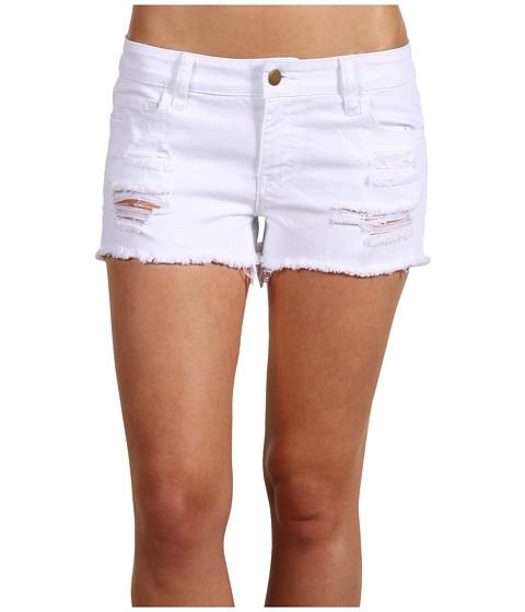 Pantaloni Gabriella Rocha - Abbie Jean Shorts - White
