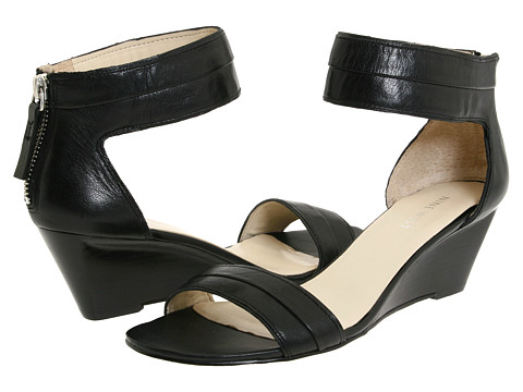 Pantofi Nine West - PackPunch - Black Leather