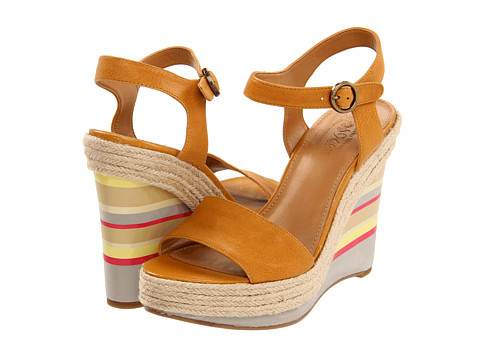 Sandale Nine West - TakeATrain - Natural Leather