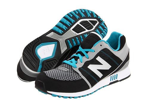 Adidasi New Balance - ML751 - Teal