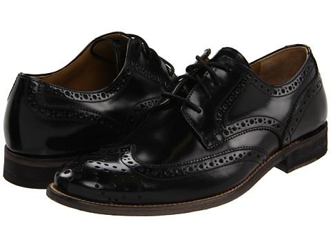 Pantofi Hush Puppies - Bozeman - Black Leather