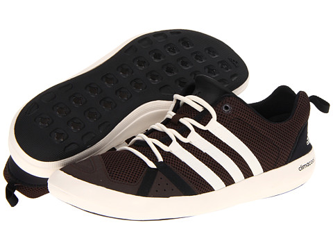 Adidasi adidas - Boat CC Lace - Mustang Brown/Chalk/Black