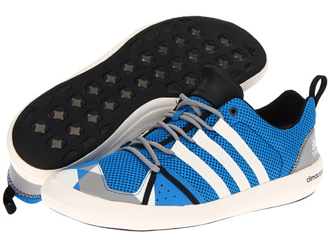 Adidasi adidas - Boat CC Lace - Craft Blue/Chalk/Black