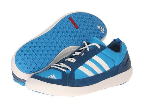 Adidasi adidas - Boat Lace DLX - Solar Blue/Chalk/Tribe Blue