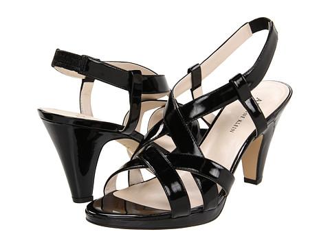 Pantofi Anne Klein - Eireen - Black Patent