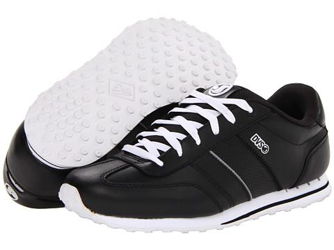 Adidasi DVS Shoe Company - Valiant - Black Leather