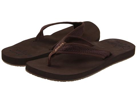 Sandale Reef - Braided Cushion - Brown