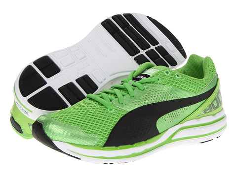 Adidasi PUMA - FAAS 800 - Jasmine Green/Black/White