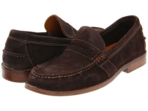 Pantofi Clarks - Nielsen - Brown Suede