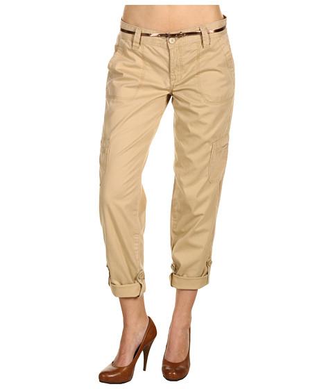 Pantaloni Calvin Klein - Pocket Seam Crop Denim - New Chino