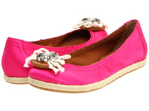Balerini Juicy Couture - Gina - Pop Pink Satin