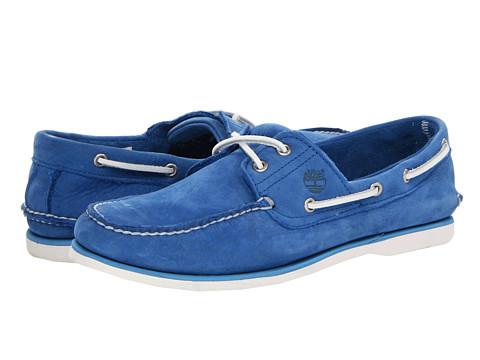 Pantofi Timberland - Classic 2 Eye - Blue Nubuck