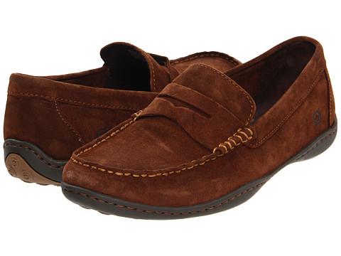 Pantofi Born - Simon - Ras Suede