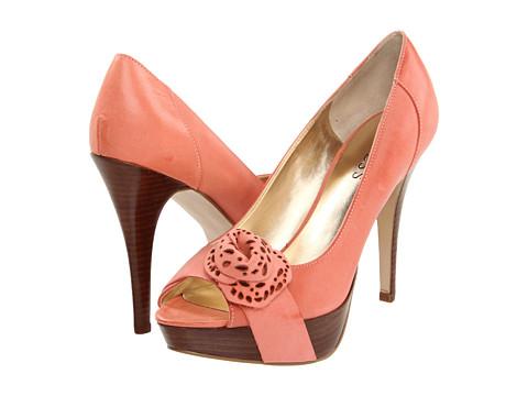 Pantofi GUESS - Charisa - California Coral