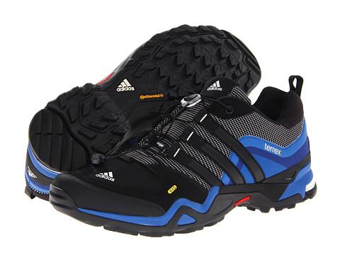 Adidasi adidas - Terrex Fast X - Grey Rock/Black/Blue Beauty