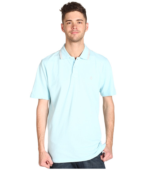 Tricouri Quiksilver - Waterman Collection Del Rey Knit Polo - Light Blue