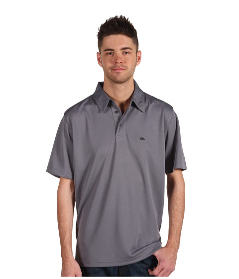 Tricouri Quiksilver - Waterman Collection Water Polo 2 Knit Polo - Grey
