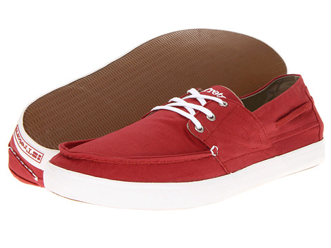 Pantofi Tretorn - Otto Canvas - Ketchup