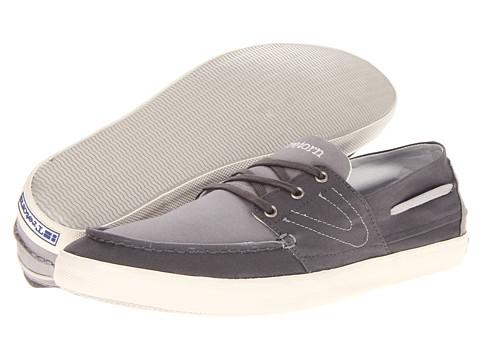 Pantofi Tretorn - Otto Canvas - Wild Dove/Gunmetal