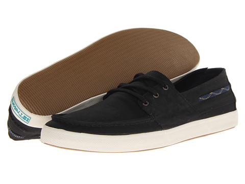 Pantofi Tretorn - Otto Canvas - Black