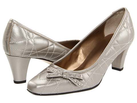 Pantofi Vaneli - Venanzia - Opal Pearl Nappa