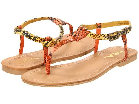 Sandale MIA - Tonga - Orange/Yellow