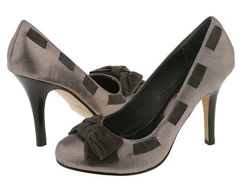 Pantofi MIA - Venice - Pewter Suede
