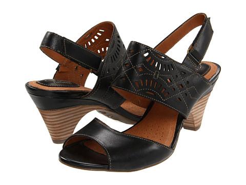 Sandale Clarks - Evant Jennifer - Black Leather