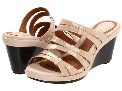 Sandale Clarks - Seta Trill - Nude Patent Leather