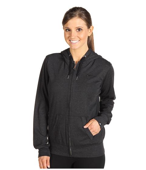 Bluze Nike - Lightweight Jersey Full-Zip - Black