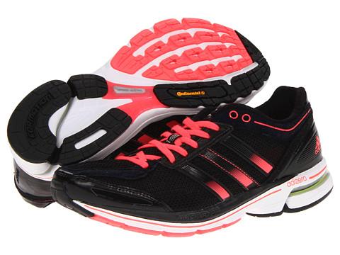 Adidasi Adidas Running - adiZeroâ⢠Boston 3 W - Black/Red Zest