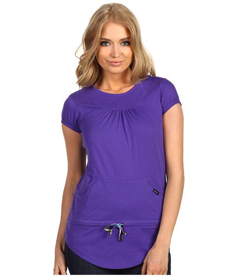 Tricouri Circa - Mod Triangle Knit - Purple